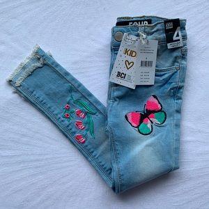 COTTON ON KIDS | Dahlia skinny jeans